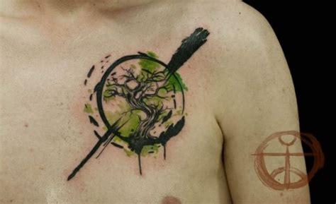 watercolor tattoo istanbul koray karag 246 zler s beautiful watercolor tattoos neatorama