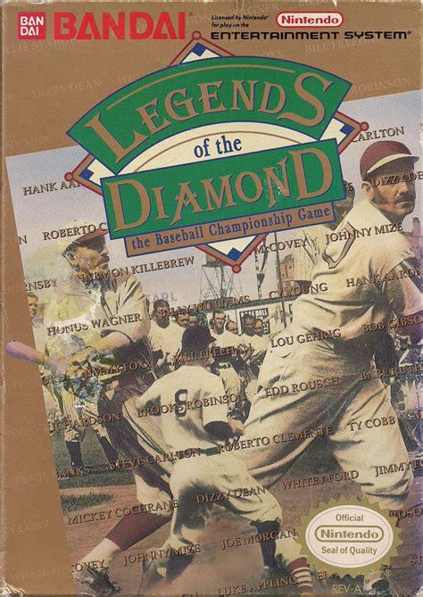legends   diamond  nes  mobygames