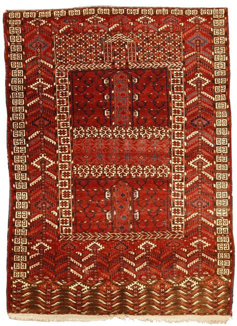 Rug Antique by Antique Tekke Hatschlou Engsi Rug Antique Zili Sultan Rug