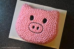 kuchen schweinchen i baking piggy cake