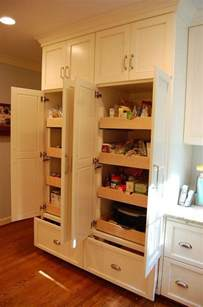Kitchen Cabinets Pull Out Pantry by How To Build Pull Out Pantry Shelves Diy Projects For
