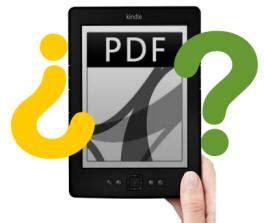 convertir pdf con imagenes a kindle c 243 mo convertir pdf a kindle