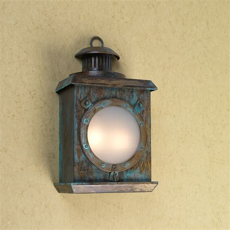 Nautical Wall Sconce Nautical Lighting Wall Sconces New York By Go Nautical Collections