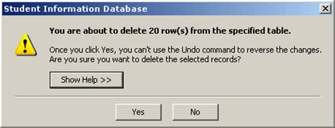Delete All Records From Table by Creating A Delete Query In Microsoft Access Database