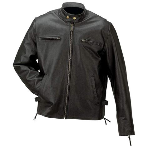 mens leather riding jacket men s solid black leather riding jacket fully lined