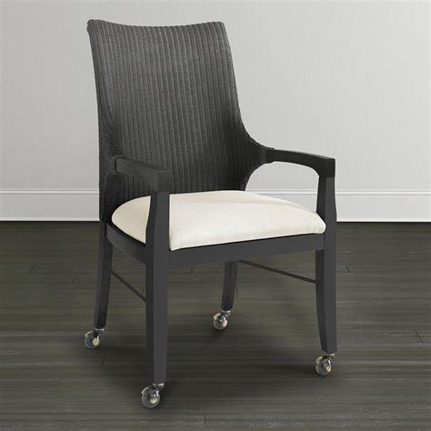 armchair with wheels armchair with casters