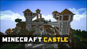 Mountain House Designs minecraft medieval castle build youtube