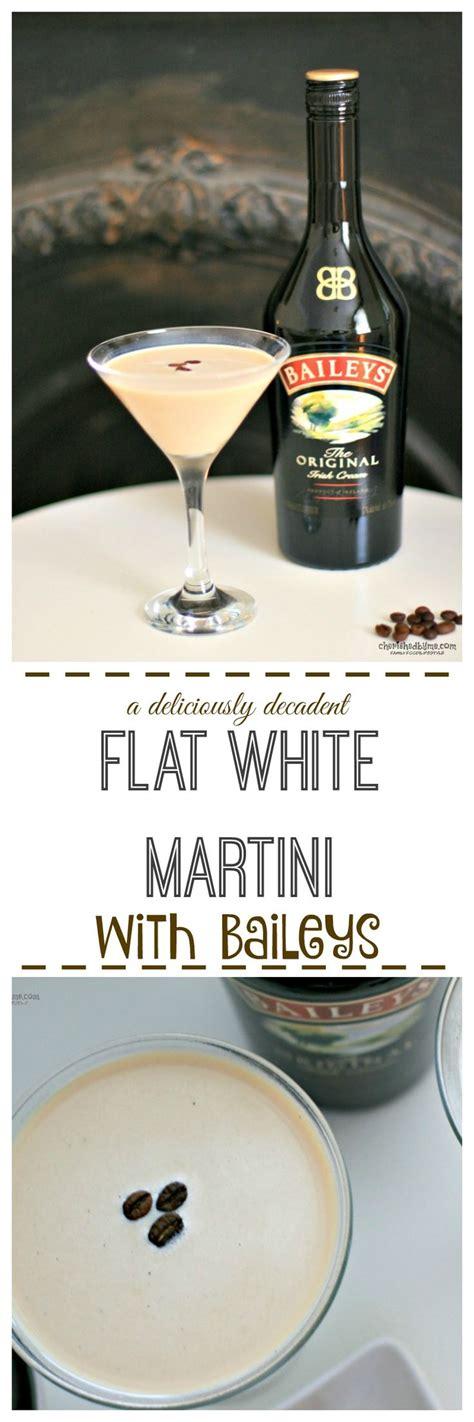 martini baileys m 225 s de 25 ideas incre 237 bles sobre baileys cocktails en