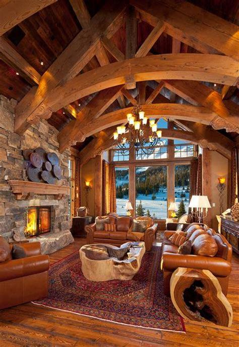 beautiful log home interiors 7 gt gt gt gt gt gt my beautiful home
