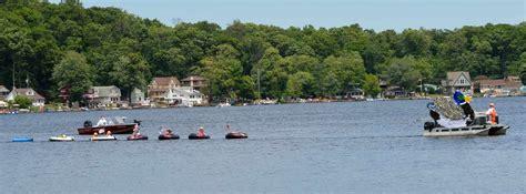 pa fish boat lake silkworth