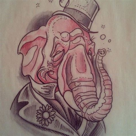pink elephant tattoo hours 825 best images about things that make you go quot hmmm quot on
