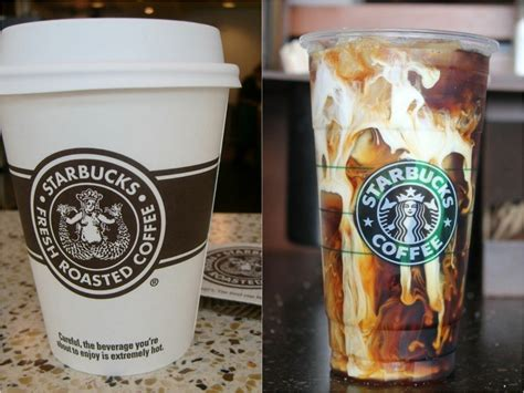 starbucks drink 7 starbucks drinks that ll you wired all day