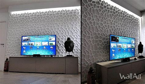 deco salon idee deco salon moderne 3d wallart