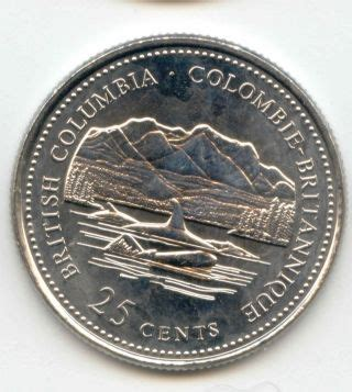 coins: canada twenty five cents price and value guide