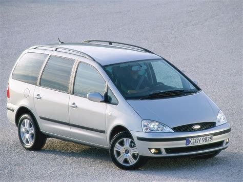 ford galaxy workshop owners manual