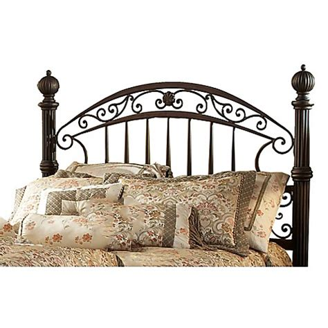 bed bath and beyond chesapeake buy hillsdale chesapeake king headboard with rails from