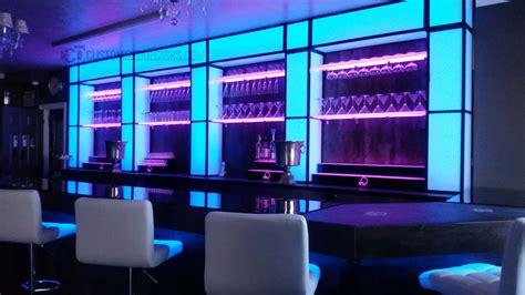 lighted bar shelves gallery bar shelves led furniture portable bars more