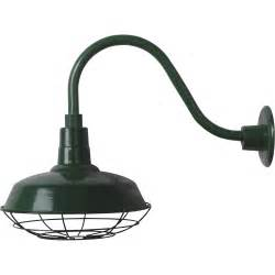 Outdoor Gooseneck Light Fixtures Npower Multi Mount Warehouse Barn Light 12in Dia Indoor Outdoor Lighting Northern Tool