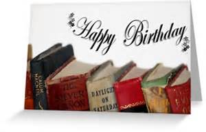 birthday wishes for a book lover