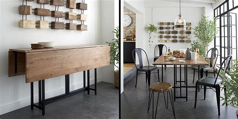 Small Apartment Kitchen Tables 10 Space Saving Dining Tables For Your Tiny Apartment Designrulz