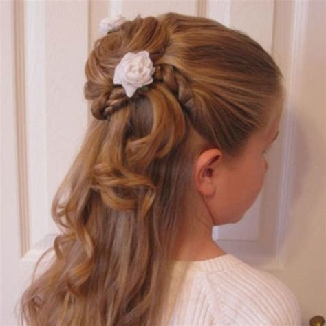 easy hairstyles for school official
