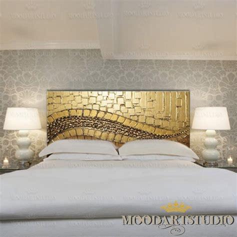 testata letto dipinta goldensky testiera da letto dipinta a mano per la casa