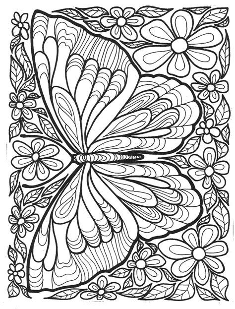 butterflies coloring book for adults books coloring butterflies mindfulness coloring free