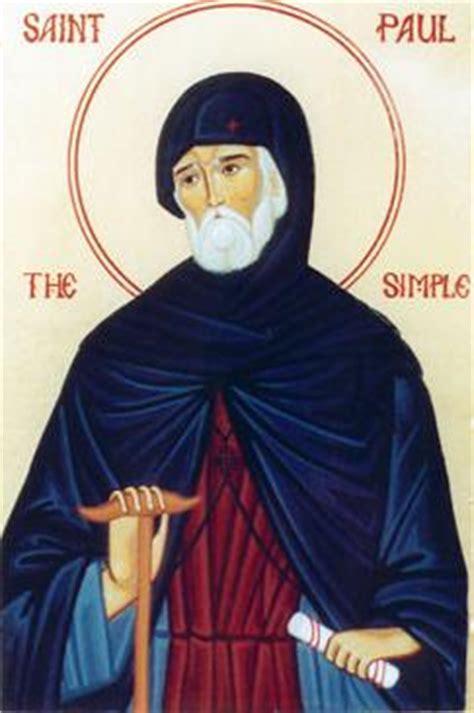 st paul  simple saints angels catholic