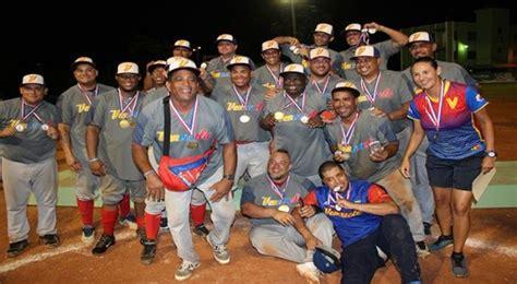 imagenes de venezuela equipo selecci 243 n venezolana de softbol gana x ceonato