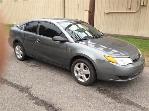 hayes car manuals 2007 saturn ion auto manual sell used 2007 saturn ion 2 base coupe 4 door 2 2l manual transmission in new orleans louisiana