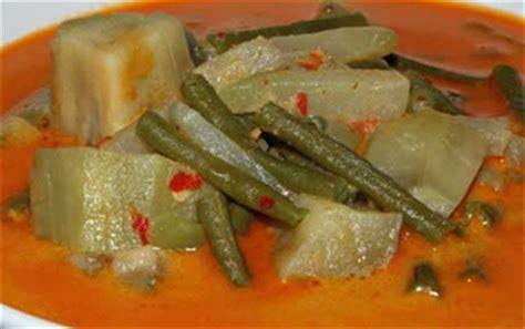 resep sayur lodeh nangka muda resep masakan spesial