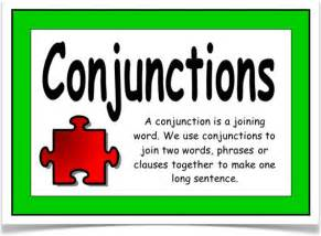 conjunctions treetop displays a set of 16 a4 posters