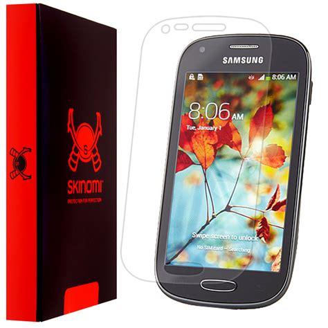 Hp Samsung Galaxy Light skinomi techskin samsung galaxy light sgh t399 screen protector