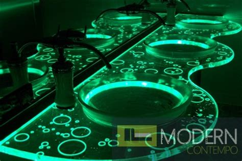 zuritalia custom vessel glass sink
