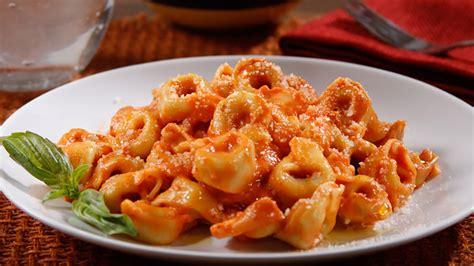Great Pasta Salad Recipes barilla collezione cheese amp spinach tortellini