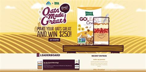 Albertsons Sweepstakes - albertsons oats made great sweepstakes enter at albertsonsomg com