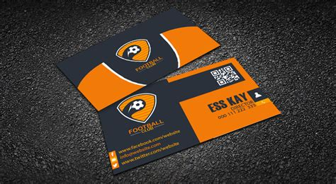 football business card templates 75 free business cards a graphic world