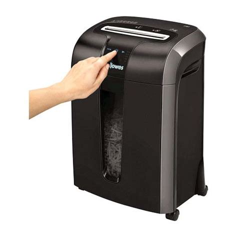 paper shredder cross cut fellowes powershred 73ci cross cut paper shredder ebay