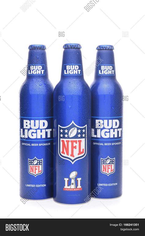 bud light aluminum bottles nfl irvine california january 22 2017 bud light aluminum