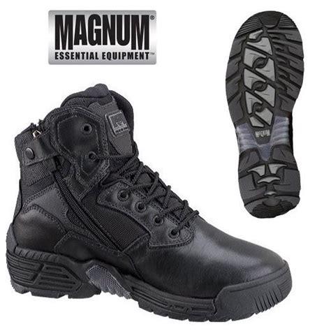 Almost Magnum Zip 1 magnum stealth 6 0 sz 1 zip chaussures magnum chaussures intervention morin