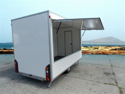Panneau Sandwich 355 by Mees Marktwagens Verkoop Herstelling En Onderhoud