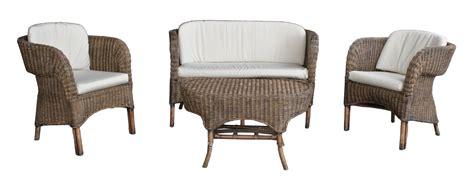 divani in vimini da giardino noleggio salotti salottino da giardino in vimini