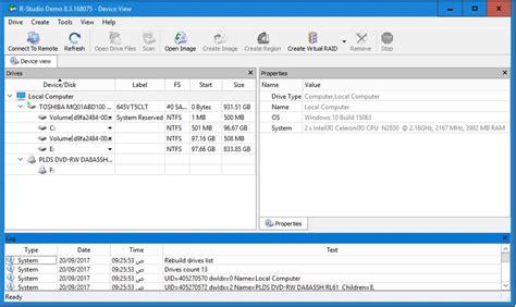 r studio data recovery software free download full version تحميل برنامج r studio لاسترجاع الملفات المحذوفة بعد الفورمات