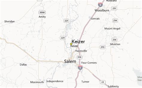 map of keizer oregon keizer weather station record historical weather for