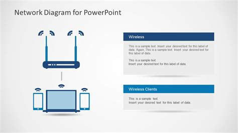 network templates for powerpoint free download network diagram template for powerpoint slidemodel