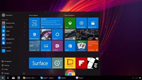 Windows 10 Anniversary Update windows 10 anniversary update list of new features