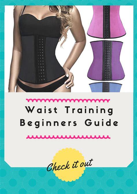 7 day waist training beginners guide checklist