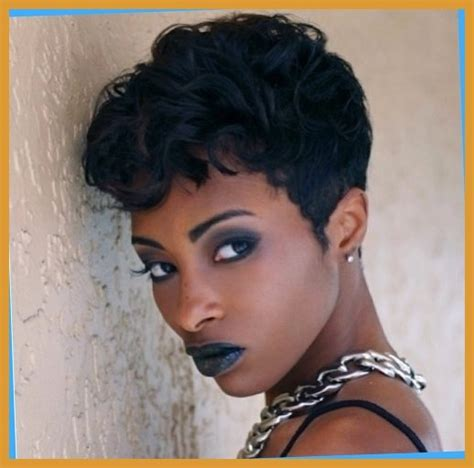 growing out a pixie haircut for african american hair 22 easy short hairstyles for african american women