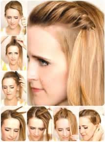 flechtfrisuren mittellange haare einfach frisuren f 252 r kurze haare zum selber machen m 228 nner http www promifrisuren frisuren 2016