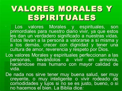 imagenes de valores espirituales valores morales y espirituales